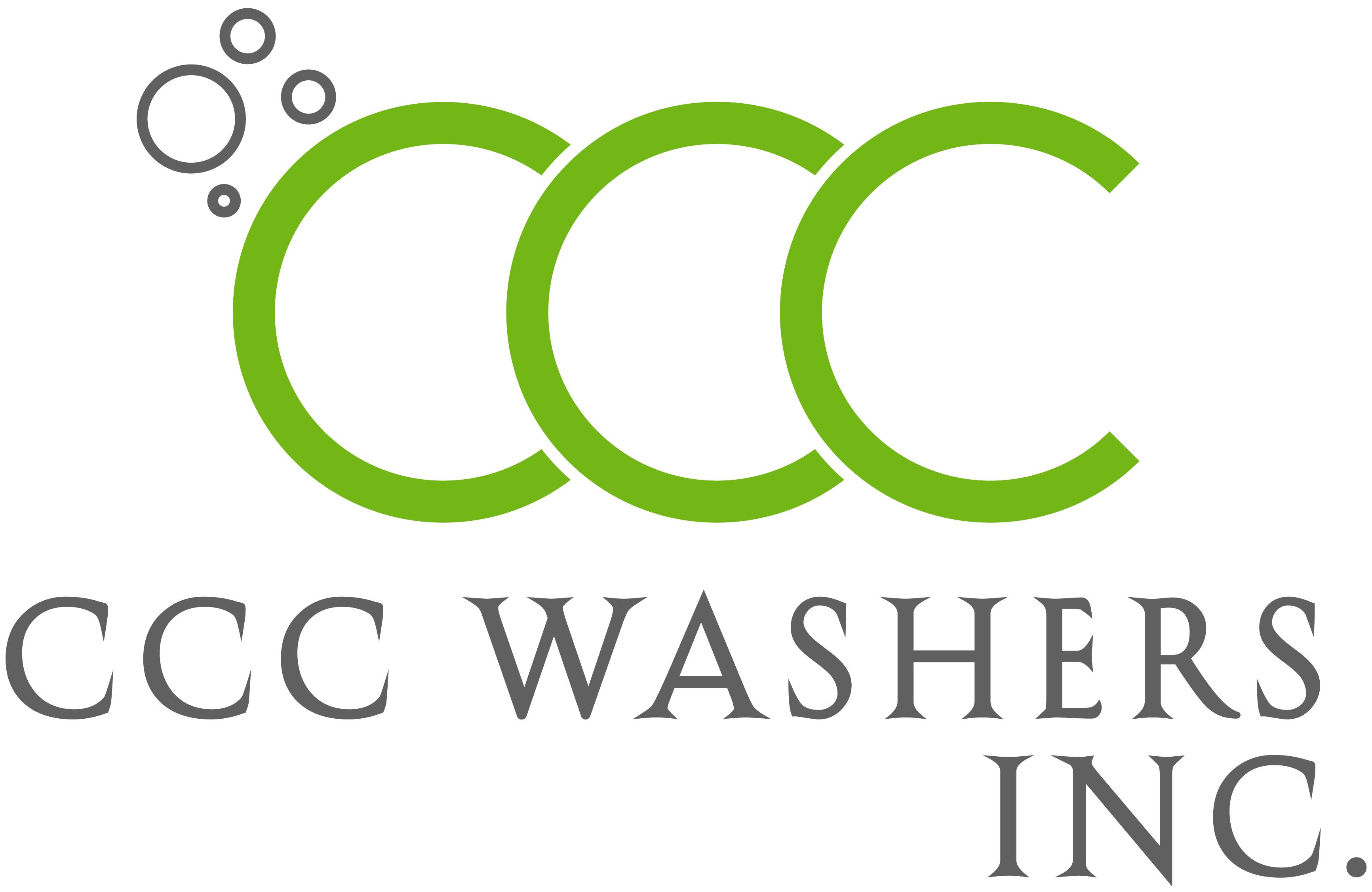 CCC Washers, Inc. & Charnecke Tents, Inc.